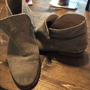 Free people short boots